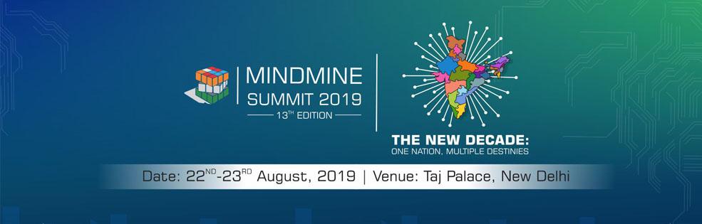Mindmine Summit Partners 2019 List | Mindmine Summit